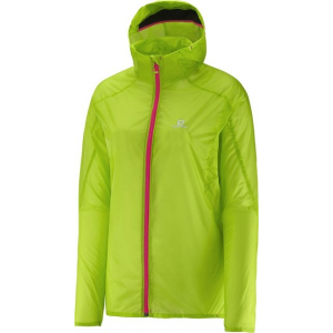 photo: Salomon Women's Fast Wing Hoodie Jacket wind shirt
