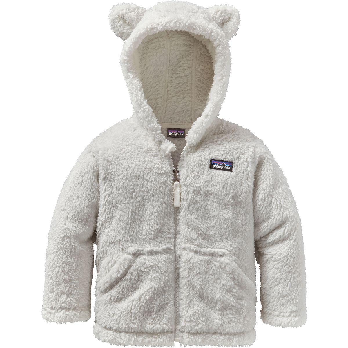 photo: Patagonia Furry Friends Hoody fleece jacket