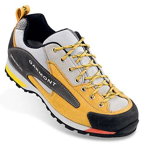 photo: Garmont Men's Dragontail approach shoe
