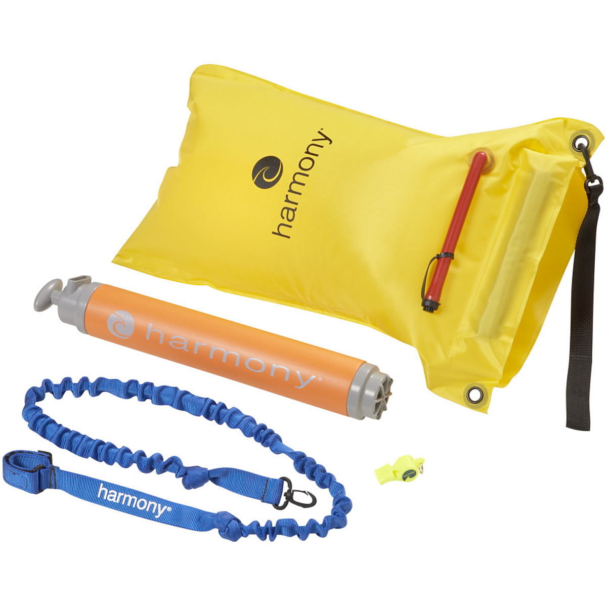 photo: Harmony Safety Kit paddling safety device