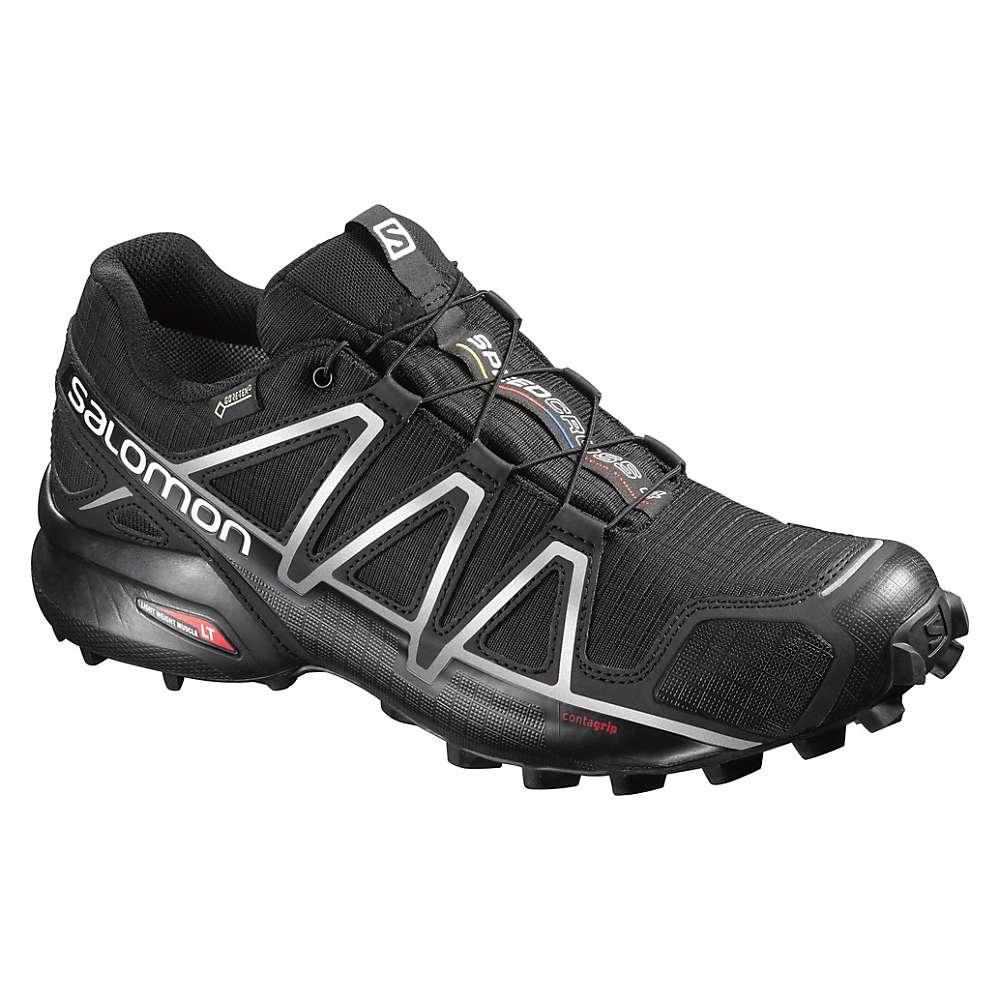photo: Salomon Speedcross 4 GTX trail running shoe