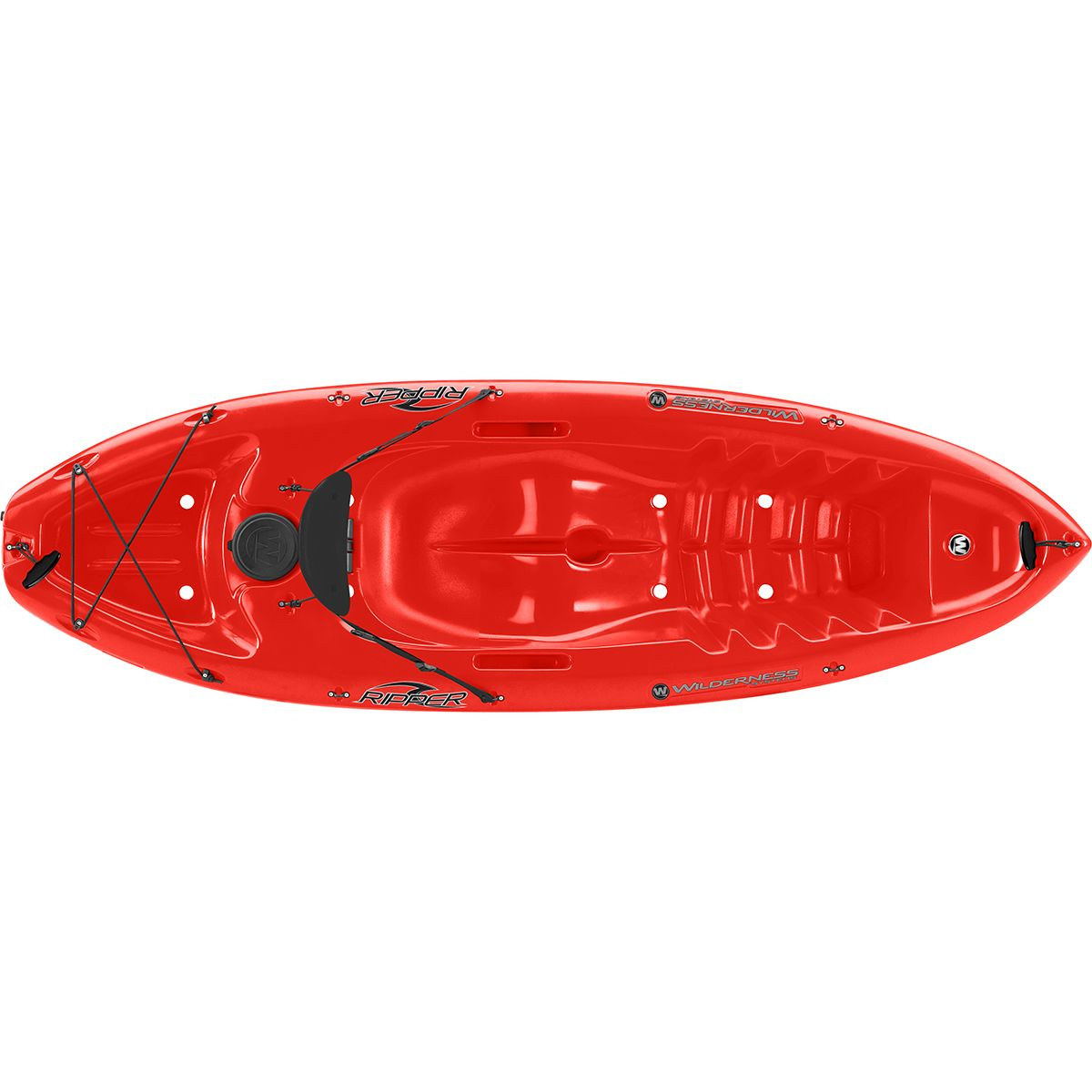 photo: Wilderness Systems Ripper sit-on-top kayak
