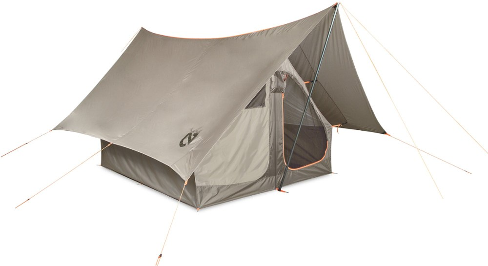 photo: NEMO Dark Timber 4P three-season tent