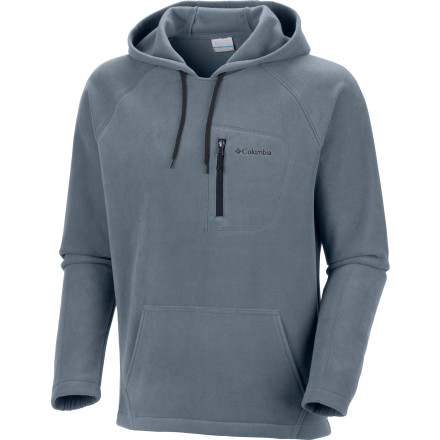 photo: Columbia Fast Trek Hoodie fleece jacket