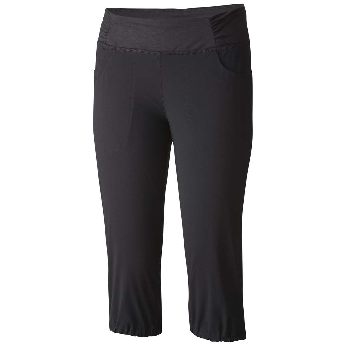 photo: Mountain Hardwear Dynama Capri performance pant/tight