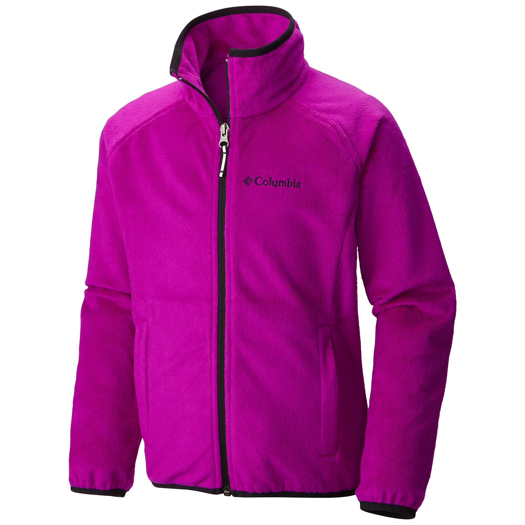 Columbia Pearl Plush Full Zip Jacket
