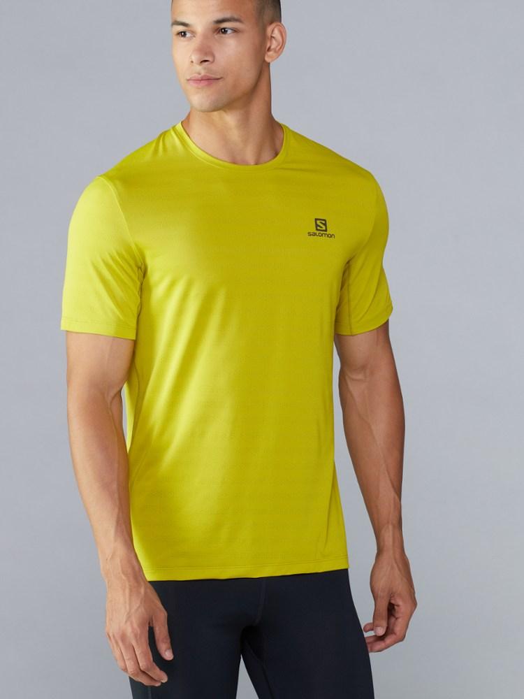 photo: Salomon XA T-Shirt short sleeve performance top