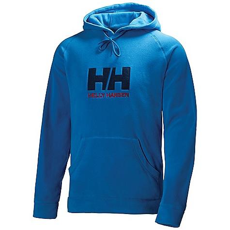 photo: Helly Hansen HH Fleece Logo Hoodie fleece top