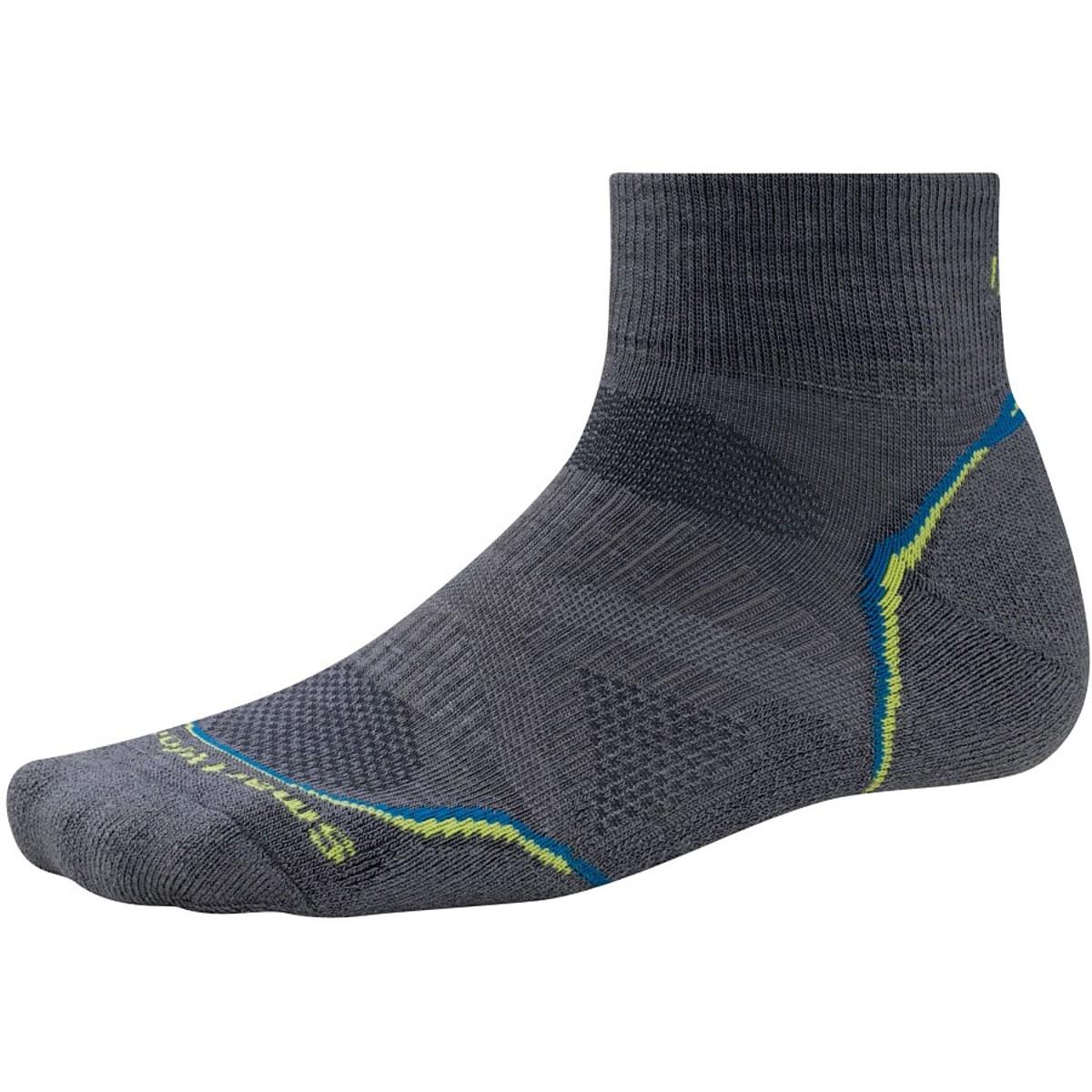 photo: Smartwool Men's PhD Running Light Mini running sock