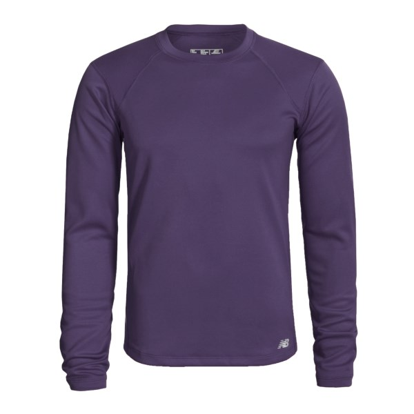 photo: New Balance Tempo long sleeve performance top