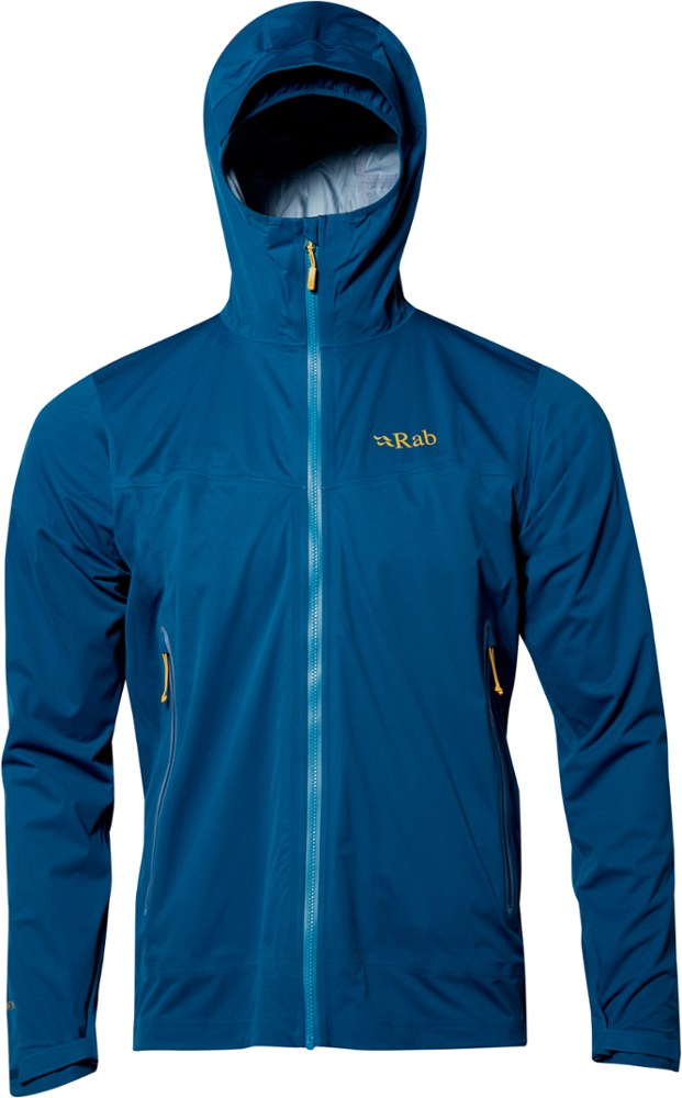 photo: Rab Kinetic Plus Jacket soft shell jacket