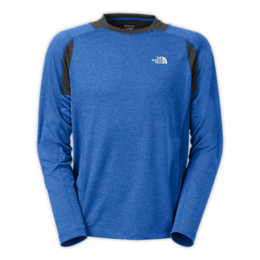 photo: The North Face Long-Sleeve Ventana long sleeve performance top