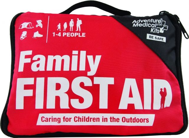 photo: Adventure Medical Kits Family First Aid first aid kit