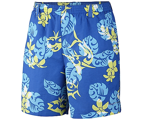 Columbia Backcast Printed Short