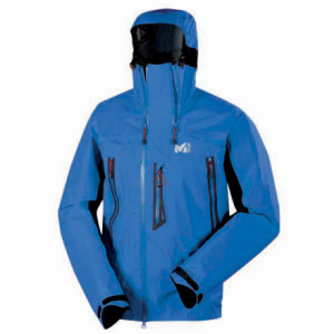 photo: Millet Radikal GTX Jacket waterproof jacket