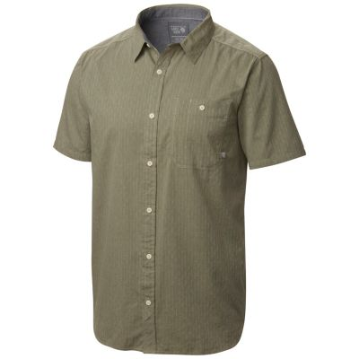 Mountain Hardwear Cleaver Short Sleeve Shirt