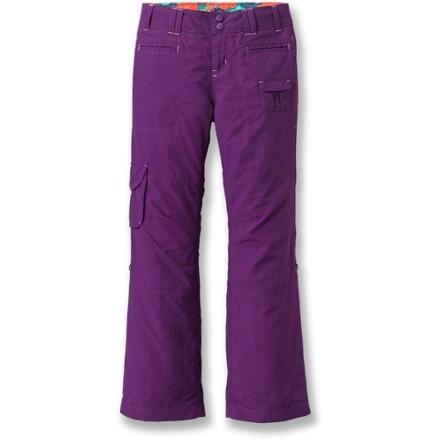 photo: REI Girls' Sahara Roll-Up Pants hiking pant