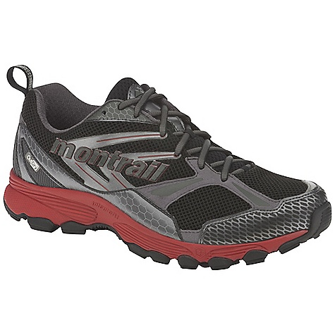 photo: Montrail Badrock OutDry trail running shoe