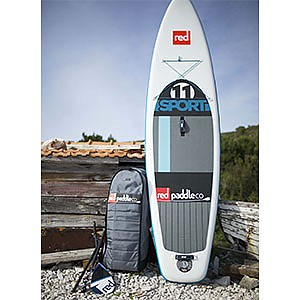 """photo: Red Paddle Co 11'0"""" Sport inflatable paddle board"""