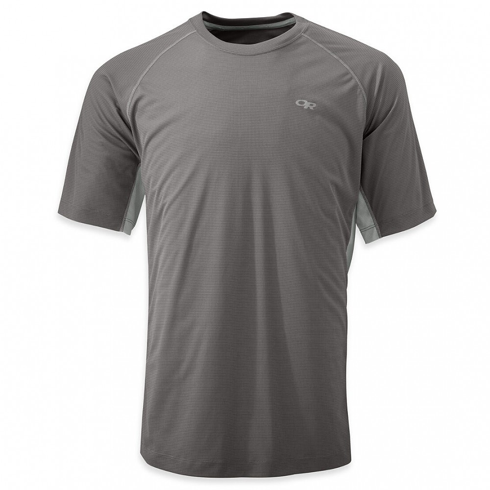photo: Outdoor Research Echo Duo Tee short sleeve performance top