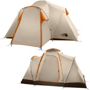 photo: The North Face Trailhead 8 three-season tent