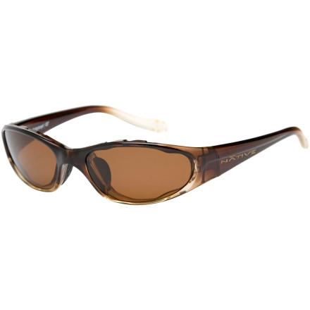 photo: Native Eyewear Ignition sport sunglass