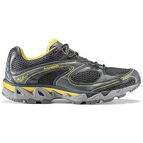 photo: Lowa Women's S-Curve Mesh trail running shoe