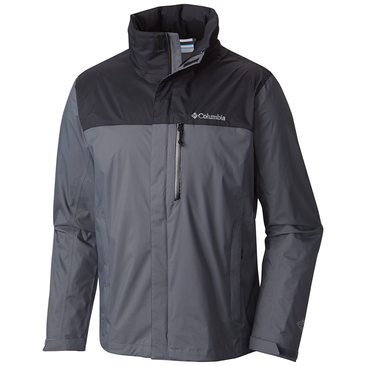 photo: Columbia Pouration waterproof jacket