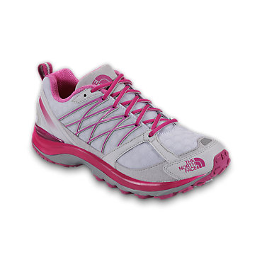 photo: The North Face Women's Double-Track Guide trail running shoe