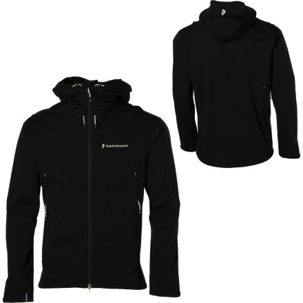 Peak Performance Hybrid Jacket