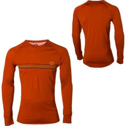 photo: I/O Merino Contact 1 LS Crew base layer top
