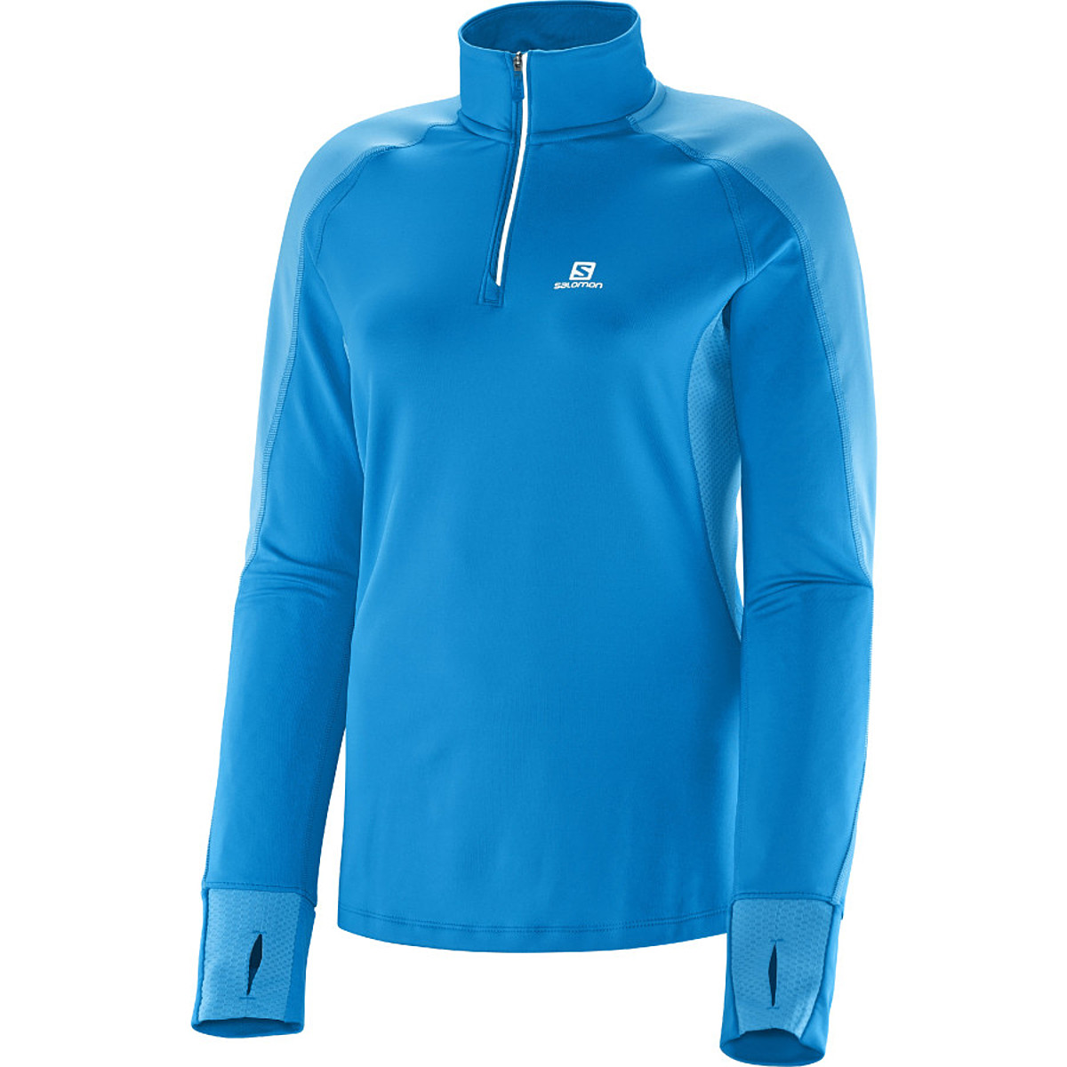 Salomon Trail Runner Warm HZ LS Tee