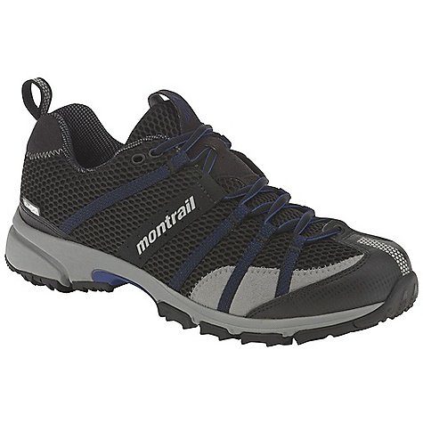 photo: Montrail Mountain Masochist OutDry trail running shoe