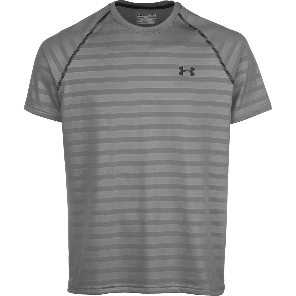 photo: Under Armour Tech Ringer T Shirt short sleeve performance top