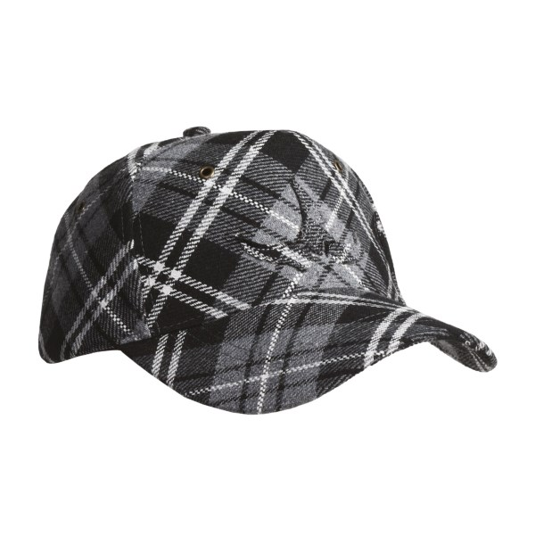 photo: prAna Plaid Cap winter hat