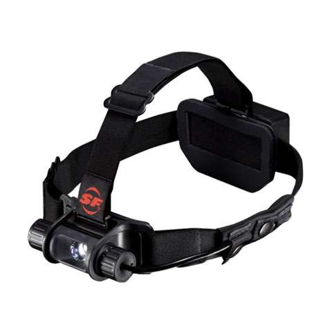 photo: SureFire Saint headlamp