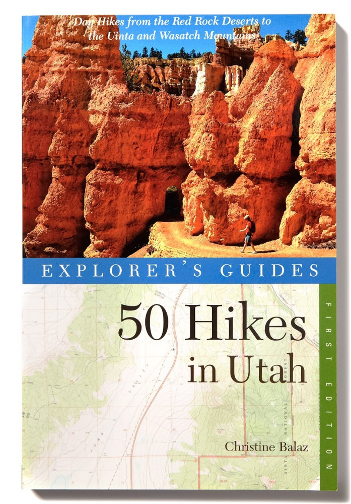 Countryman Press 50 Hikes in Utah