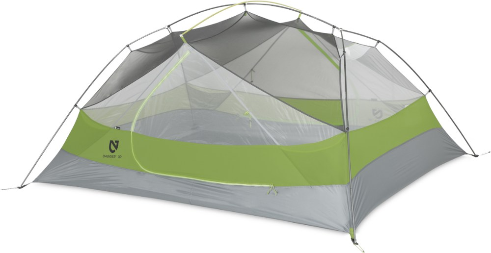 photo: NEMO Dagger 3P three-season tent