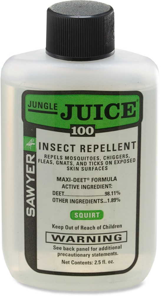 Sawyer Jungle Juice 100