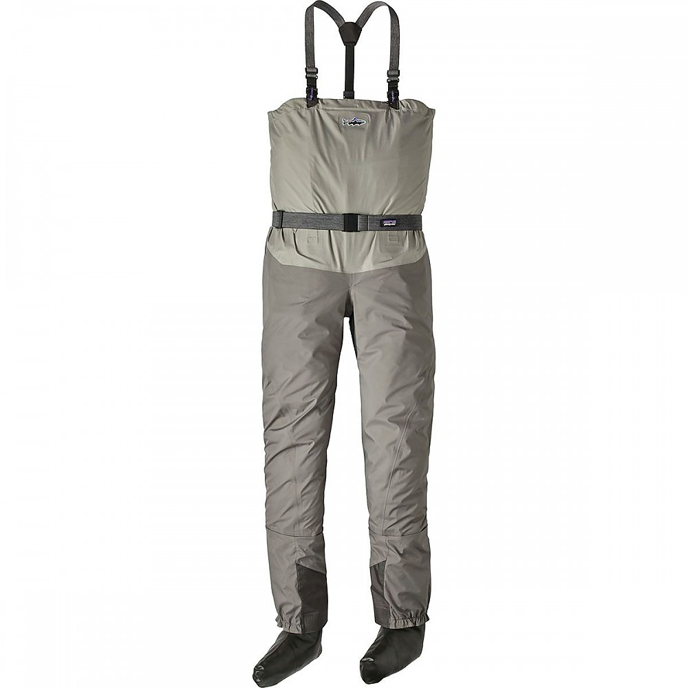 photo: Patagonia Middle Fork Packable Waders wader