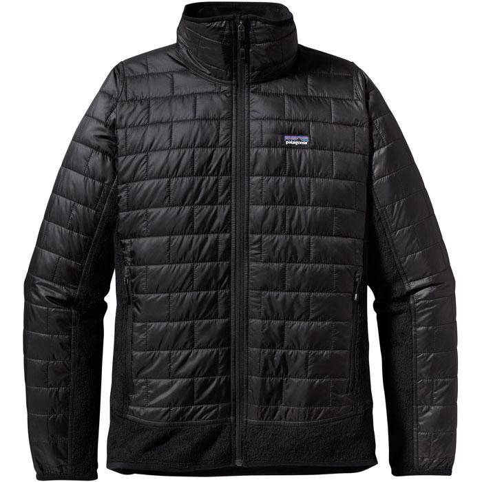 photo: Patagonia Men's Nano Puff Hybrid Jacket synthetic insulated jacket
