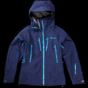 photo: Marmot Women's Alpinist Jacket waterproof jacket