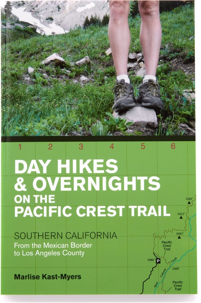 Countryman Press Day Hikes & Overnights on the Pacific Crest Trail: Southern California