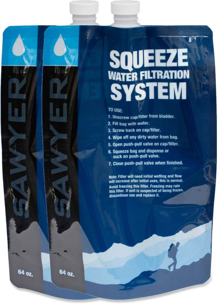 Sawyer Water Filter Squeeze Pouch