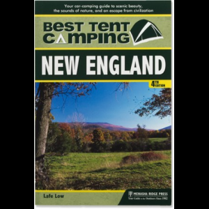 Menasha Ridge Press The Best in Tent Camping: New England