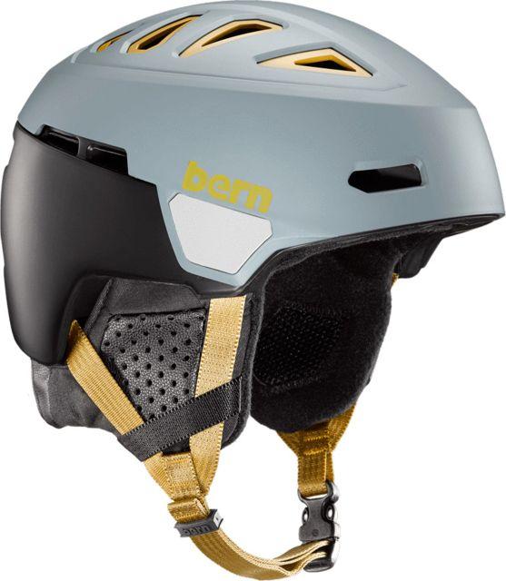 photo: Bern Weston snowsport helmet
