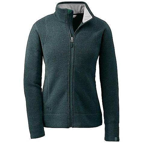 photo: Outdoor Research Salida Jacket wool jacket