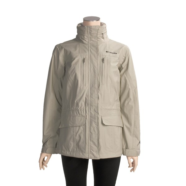 photo: Columbia Turning Point Jacket waterproof jacket