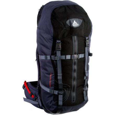 photo: VauDe Versametric Proof 65+10 weekend pack (3,000 - 4,499 cu in)