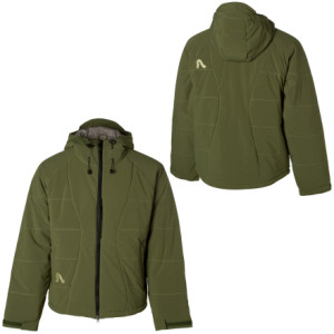 photo: Flylow Gear Puff Coat snowsport jacket